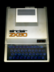 Where I Started (Dave Pearson) Tags: stilllife scanner sinclair zx80 objectsinspace loweproukcompinvention