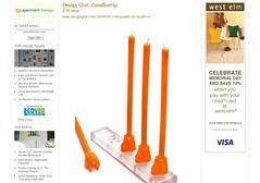 Candlestrip ICFF 2009_1242985477309