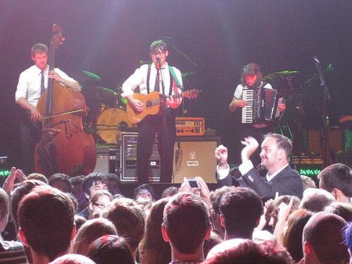 The Decemberists, Fox Theater, 5-20-09