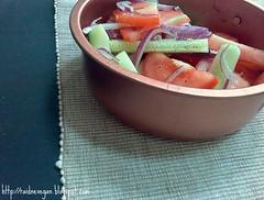 Kachumber Di Pomodori Cipolle E Cetrioli 2