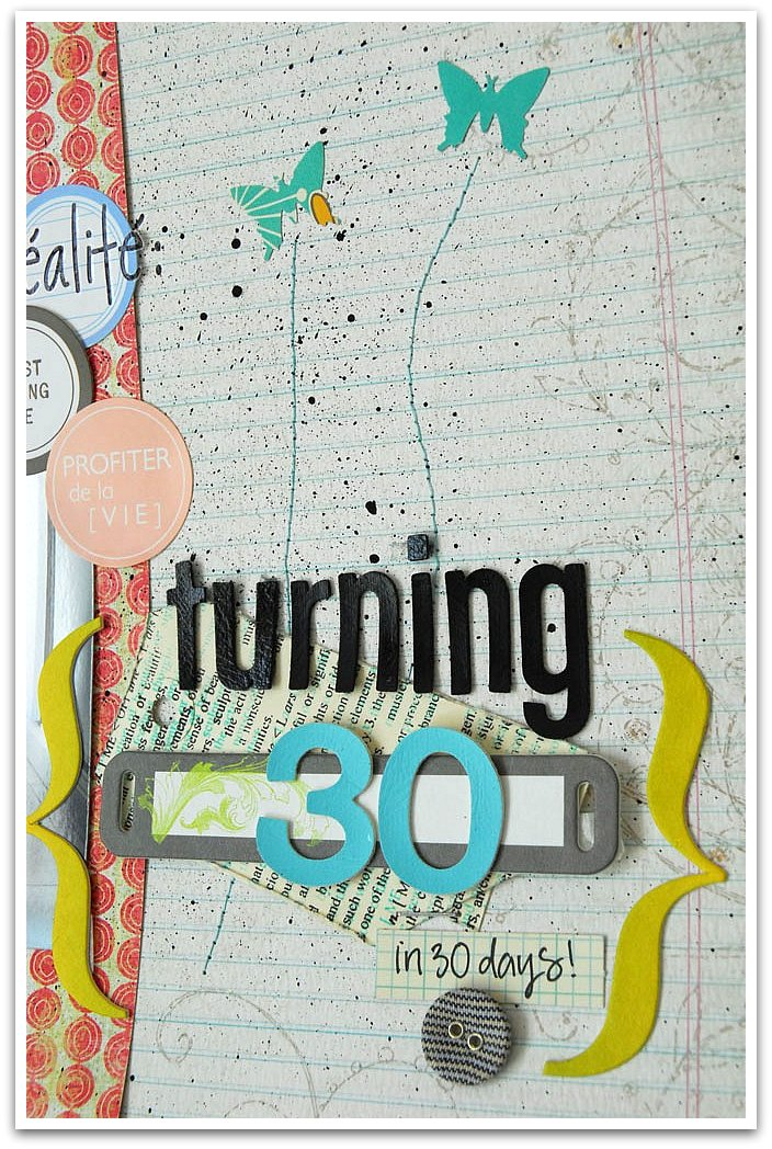 Turning 30 in 30 days detail 2
