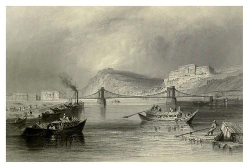 029-El puente de Pesth 1844