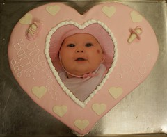 Josefine's day of christening...the Cake (osto) Tags: people food baby girl cake denmark photo europa sony baptism eat zealand dslr scandinavia holte danmark a300 josefine sjlland osto rudersdal may2009 alpha300 maj2009 dayofchristening