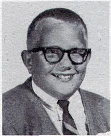 John Garmatz, eighth-grade student at St John Elementary School in Seward, Nebraska