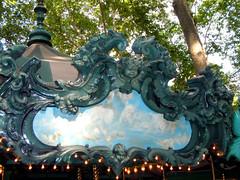 Bryant Park Carousel! 4