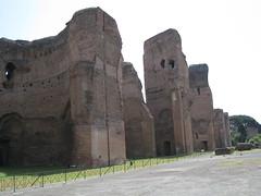 Rome, 2009 946 (shiv5468) Tags: baths caracalla rome2009