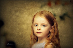 "princess ""Mona Lisa the Child"" (claudiaveja) Tags: abstract classic texture girl vintage photography kid focus child princess little sweet background blueeyes stock style images claudia serene concept lovely transylvania readhead veja cluj royaltyfree rightsmanaged claudiaveja inocenta roscata pistrui rightmanaged 282307172462 monalisachild 3aug103207v69c102f7g"