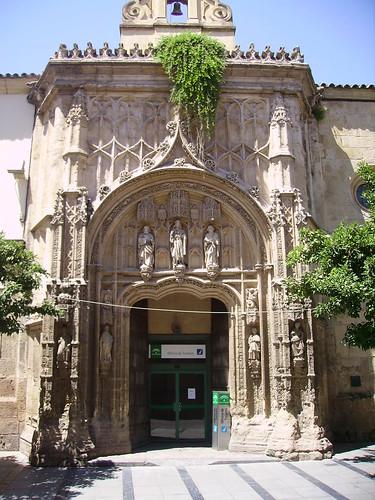 Hernán Ruiz, El Viejo. Hospital de San Sebastián, Córdoba