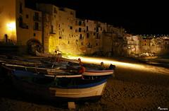 Cefal Puerto (dmarraco) Tags: sicilia cefalu marraco