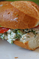 Lemon-Chive Chicken Salad 4