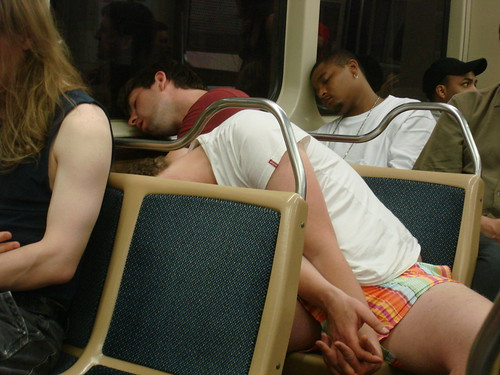 Sleepy Train