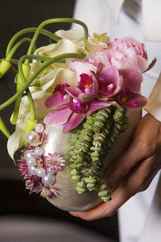 bouquet conchiglia