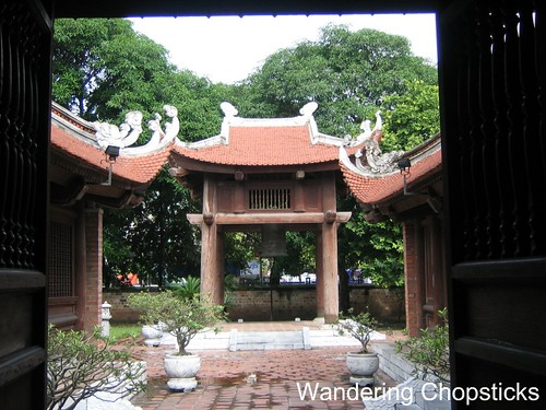 Van Mieu (Temple of Literature) - Hanoi - Vietnam 16