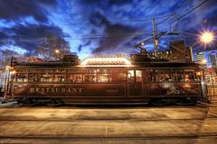 Meals on Wheels (WilliamBullimore) Tags: tram australia melbourne victoria hdr hdri digitalcameraclub colourartaward platinumheartaward atomicaward