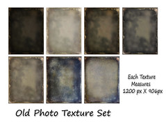 Old Photo Texture Set