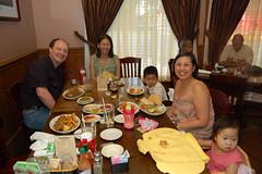 Dinnertime at Mandina's!