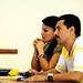 Exponiendo un Tema- César Campos y Paola Ruiz