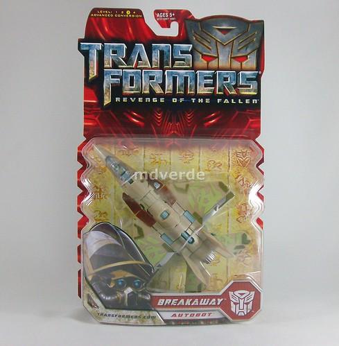 Transformers Breakaway RotF Deluxe - caja