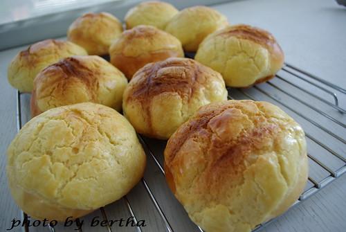 波蘿麵包-1
