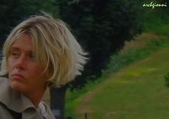 volto zoomato (archgionni) Tags: portrait nature girl beauty hair eyes natura occhi blonde ritratto viso bellezza ragazza capelli bionda volto