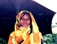 Eritrean Woman Day of Elections