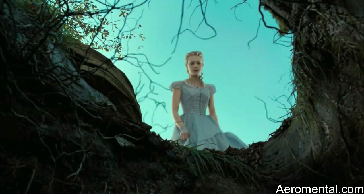 Alicia en el País de las Maravillas HD agujero