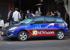 10 News Matrix (So Cal Metro) Tags: news television matrix wagon tv sandiego reporter toyota abc network corolla stationwagon localnews kgtv 10news
