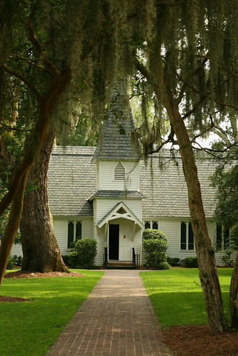 christ church on st. simons
