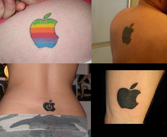3773696715 ee5d3ce814 o If you thought you were a Geek ....Think Again ! Extreme Tech Tatoos !
