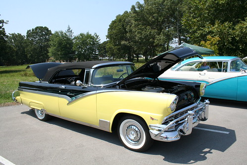 1956 Ford Convertible