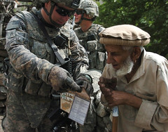Breaking down language barriers during Operation Silver Creek (The U.S. Army) Tags: afghanistan children soldier army military language usarmy bagramairfield nativelanguage nuristanprovince cjtf82 breakingdownlanguagebarriersduringoperationsilvercreek matthewmoeller wadawuvalley