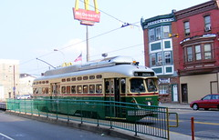 SEPTA 15 (Sean_Marshall) Tags: philadelphia pennsylvania trolley tram septa streetcar pcc