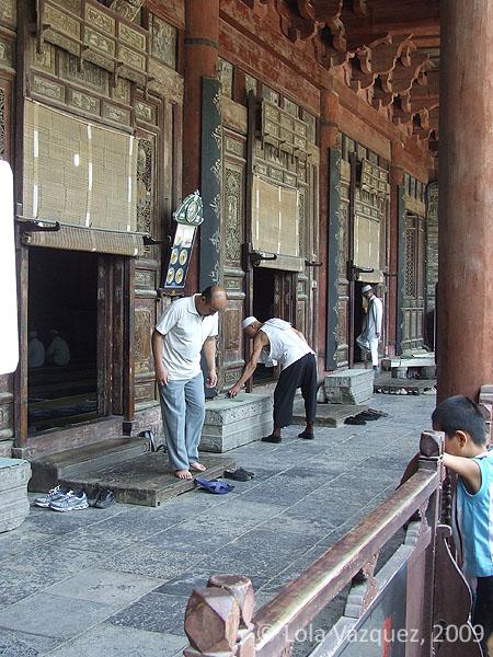 Gran Mezquita de Xi'an. © Lola Vázquez, 2009