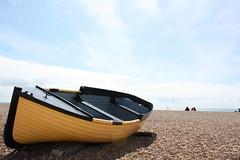 Brighton Boats (Billy Bojangles) Tags: sea sky beach canon boats coast boat seaside brighton rowing eos450d