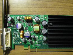 graphics mod quadro cooling heatsink nvidia nvs285