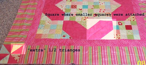 example 1/2 squares