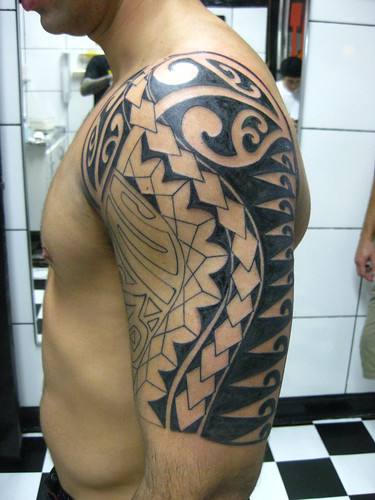 Polynesian Tattoos (Group)   Maori Art and Society (Group)