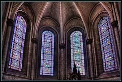 Cathédrale de St-Omer -62-France-