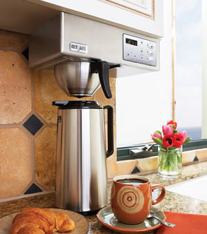 Image selected for Design Inspiration: Coffee Makers and Their Different Styles