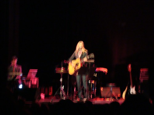 Aimee Mann (blurry)