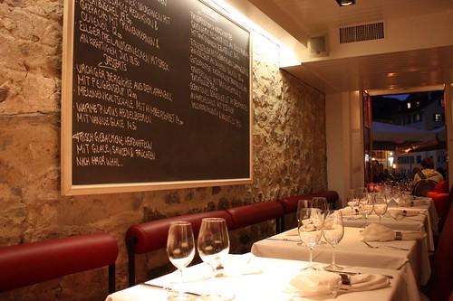 Nix restaurant Luzern