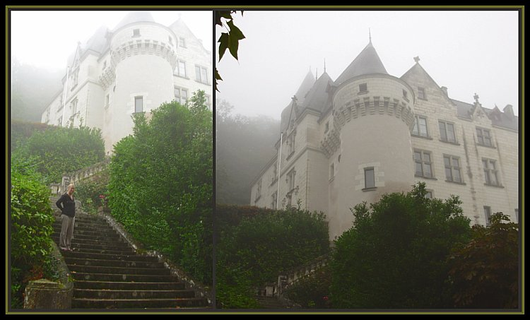 Foggy Chateau