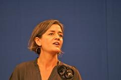 Министр экономики Дании  Маргарит Вестагер