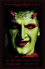 Lorne (J.Doyon Photography) Tags: green angel photoshop poster creation fanart demon tvshow josswhedon lorne creations andyhallett