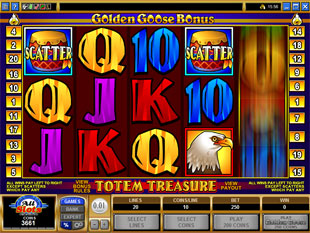 Golden Goose Totem Treasure slot game online review