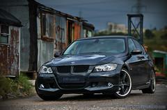 BMW E90 AC Schnitzer tuning (Stefan Solakov) Tags: car sport nikon ride 85mm automotive bmw rims tuning e90 d300