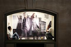 (musicalmenteIO) Tags: nyc newyorkcity usa grandcentralstation vetrina vetrinainallestimento musicalmenteio