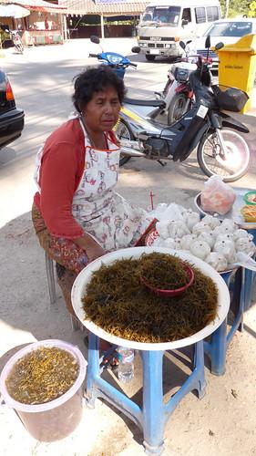 Koh Samui Nathon Market コサムイ ナトン市場5