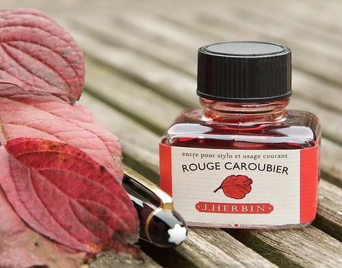 J. Herbin Rouge Caroubier