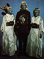 Group of Andorian ambassadors